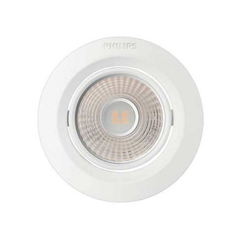 59751 KYANITE 070 3W 40K WH recessed LED